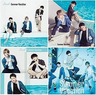 【Amazon.co.jp限定】Summer Vacation 4枚セット[初回限定盤A+初回限定盤B+初回限定盤C+通常盤](オリジナルポストカードセット(ソロ3枚組)(Aタイプ)付き)