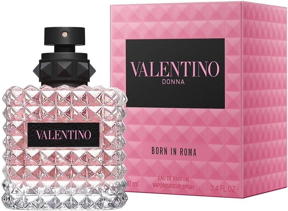 Valentino born in roma,eau de parfum donna,profumo per donna, 100 ml 3.61427E+12