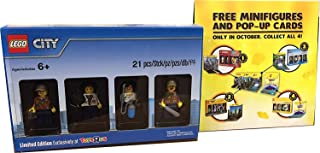 レゴ LEGO CITY Limited Edition Exclusively at ToysRus レゴシティ ミニフィグ4体入り トイザらス限定セット