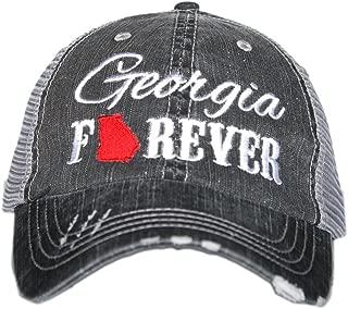 Katydid Georgia Forever Women's Trucker Hats Caps