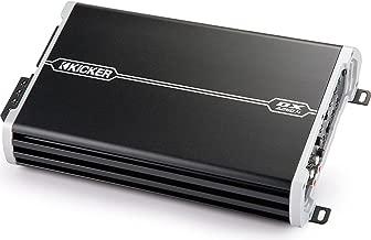 Kicker 43DXA2504 Car Audio 4 Channel Stereo Speaker Amplifier 500W Amp DXA250.4 (Renewed)