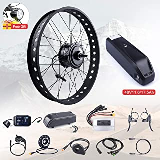 BAFANG RM G060.750.DC 48V 750W Brushless Gear Drive Cassette Ebike Black Rear Motor Hub Wheel Disc Brake 20