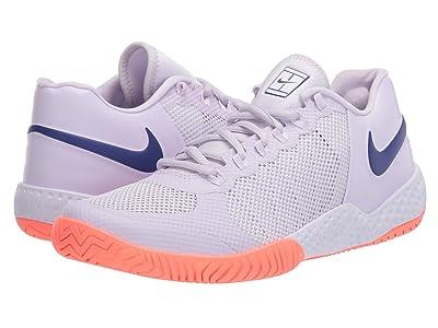 Nike Flare 2 HC (Barely Grape/Regency Purple/Bright Mango) Women