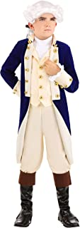 Alexander Hamilton Costume Kids American Revolution Costume for Boys Hamilton Colonial Costume Outfit