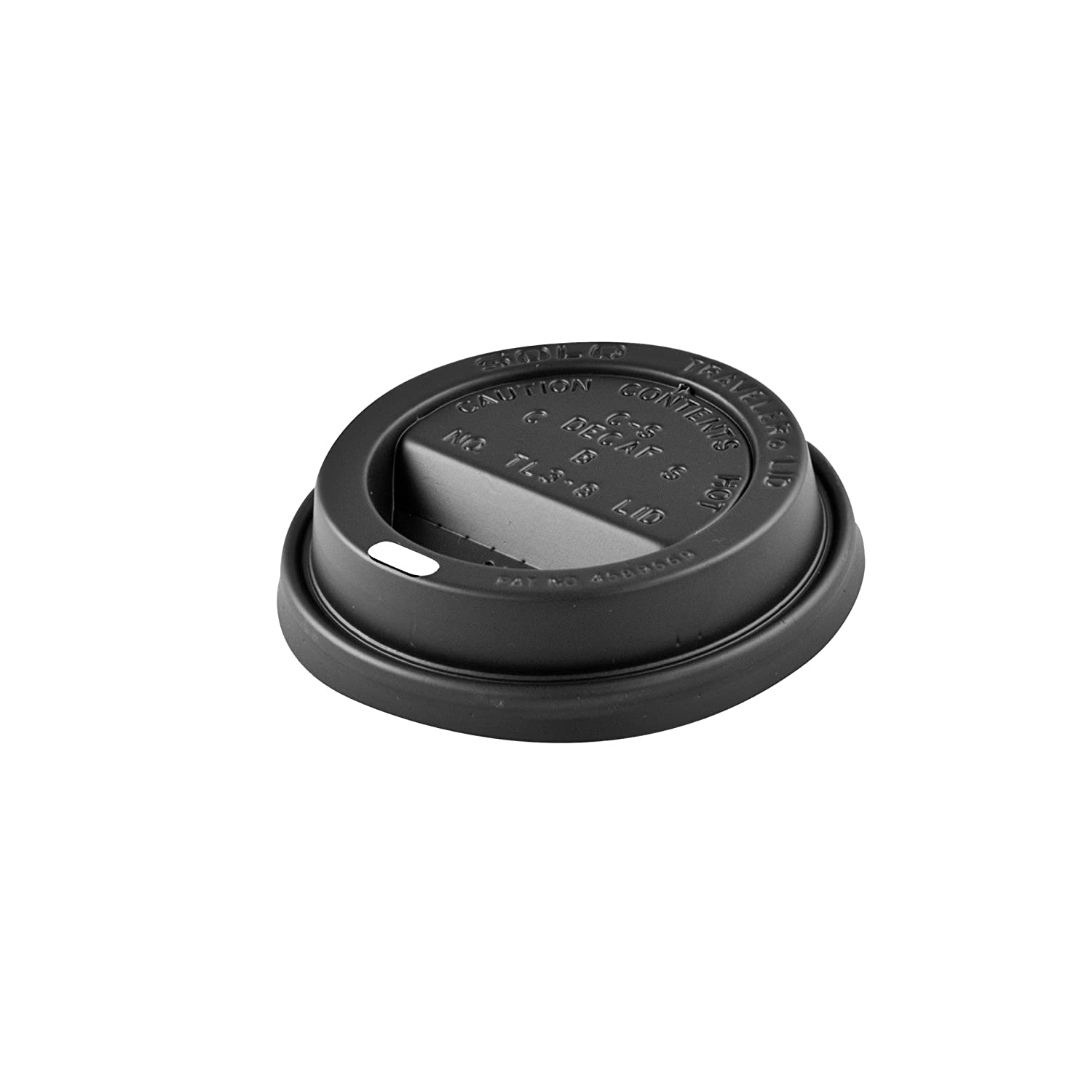 Solo TL38B2-0004 half Black Traveler Today's only Plastic - Lid For Paper Hot