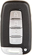 ECCPP Replacement fit for Uncut 315MHz Keyless Entry Remote Key Fob Hyundai Series SY5HMFNA04 (Pack of 1)