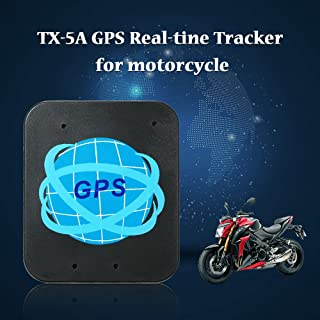 Udele-Store - Motorcycle GPS GSM Tracker Anti-Lost Real-time Tracker Alarm Security System With Remote listening function