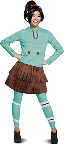 Disguise Wreck It Ralph 2 Deluxe Vanellope Wohommes Fancy Robe Costume X-petit
