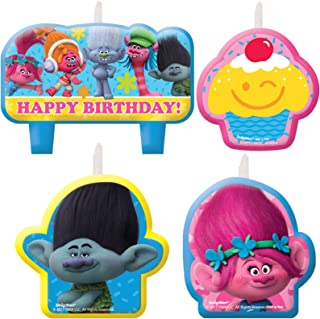 "Disney©""Cars 3"" Birthday Candle Set"