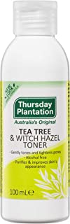 Thursday Plantation Tea Tree and Witch Hazel Toner, 100 milliliters