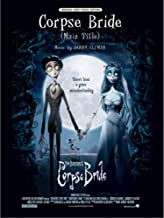 Corpse Bride (Main Title) (From Corpse Bride) (Piano/Vocal/Chords, sheet music)