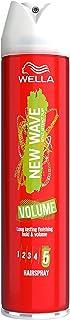 WELLA New Wave Volume Hairspray- 250 Ml