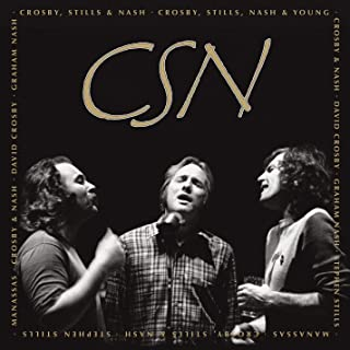 Crosby Stills & Nash Box Set