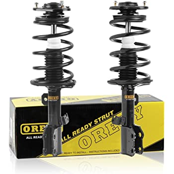 2008 For Pontiac Wave Front Complete Struts Assembly x 2