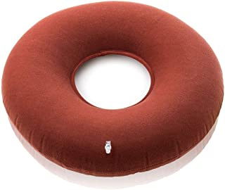 MUTANG Cojín Donut - Cojín de Anillo Inflable - Tratamiento de hemorroides, llagas de Cama, Dolor de coxis y Hueso de la Cola, Dolor perineal, Parto, Prostatitis