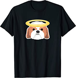 Holy Shih-Tzu Funny Dog Lovers T-Shirt