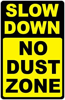 Best slow no dust sign Reviews