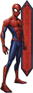 FATHEAD Spider-Man: Growth Chart-Life-Size Officially Licensed Marvel Removable Wall Decal