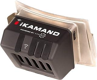 Kamado Joe KJ-IKAMANDNA iKamand Smart Temperature Control and Monitoring Device for Classic Grills, Black
