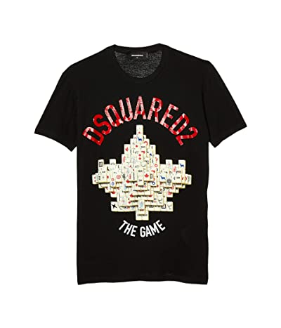 DSQUARED2 The Game T-Shirt (Black) Men
