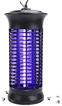 Micnaron Bug Zapper Electric Indoor Insect Killer suspensible UV Light   Mosquito Killer Bug Fly Pests Attractant Trap Zapper Lamp w/Powerful 1000V Grid for Indoor Home Bedroom,Kitchen, Office