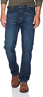 Wrangler Authentics کلاسیک 5 جیبی معمولی متناسب با فلکس ژان مردانه
