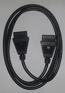 Atari Elbac I/O SIO Cable for Atari 400 800 800XL 600XL Disk Drive Printer