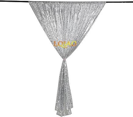 Amazon com: silver backdrop - LQIAO