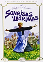 SONRISAS Y LAGRIMAS (Sound of Music) 40th anniversary edition - 2 DVD - Region 2 - PAL format