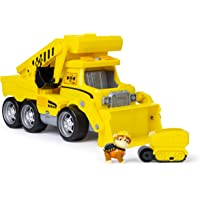 Paw Patrol Ultimate Rescue Construction Truck with Lights, Sound & Mini Vehicle