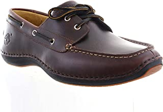 Mens Annapolis 2 Eye Moc Toe