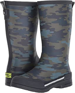 Western Chief Kids - Classic Ex Camo Rain Boots (Little Kid/Big Kid)
