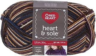 Red Heart Heart & Sole Riverstone Yarn