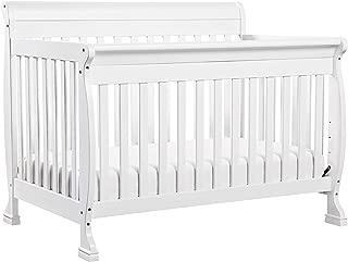 DaVinci Kalani 4-in-1 Convertible Crib in White | Greenguard Gold Certified