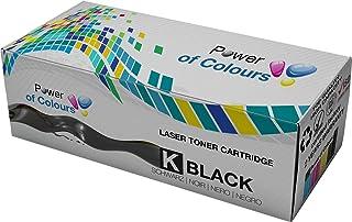 1x Negro Cartuchos de Toner Reemplazo para Epson E2000 (8,000 Paginas) - AcuLaser M2000, M2000D, M2000DN, M2000DT, M2000DTN, M2010D, M2010DN