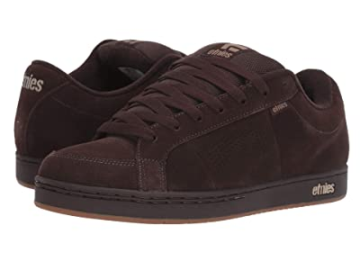etnies Kingpin (Brown/Black/Tan) Men