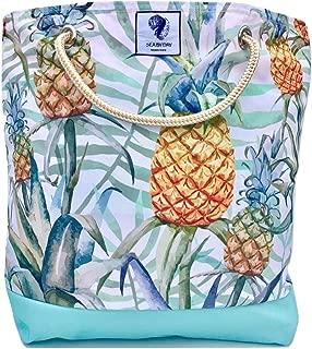 MEDIUM BEACH BAG Tote Bag for Women, Colorful Waterproof totes