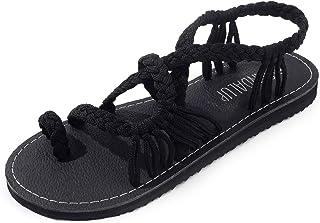 Sandalias para Mujer Sandalias de Verano Sandalias Hechas a