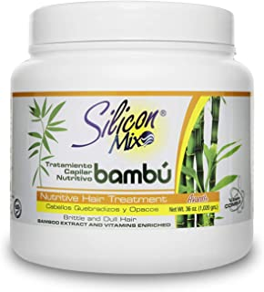 Silicon Mix Bambu Nutritive Hair Treatment, 36 Ounce