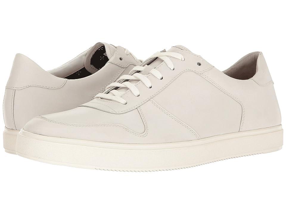 Clarks Calderon Speed (White Leather) Men