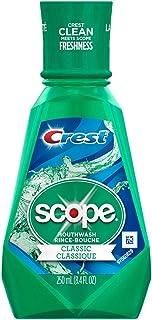 Crest Scope Classic Mouthwash Original Formula, 250 ml