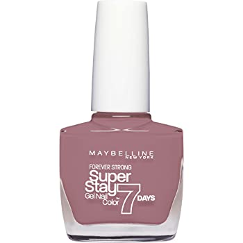 Maybelline New York Superstay 7 Days Smalto Effetto Gel, 130 Rose Poudre