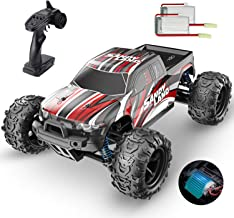 DEERC RC Cars 9300 High Speed Remote Control Car for Kids Adults 1:18 Scale 30+ MPH 4WD Off Road Monster Trucks,2.4GHz All...