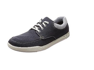 TALLA 46 EU. Clarks Step Isle Lace, Zapatos de Cordones Derby Hombre