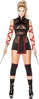 Ninja Striker Costume, Sexy Ninja Costume