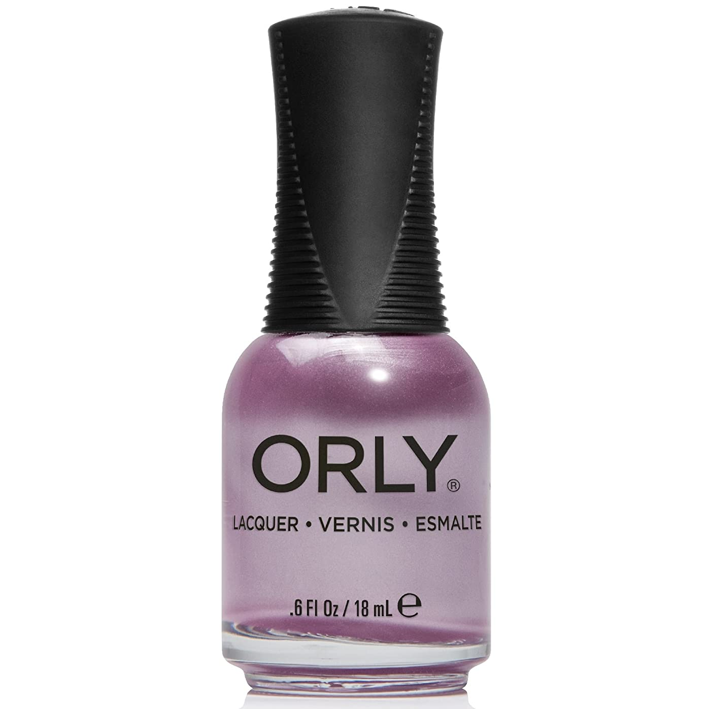 肥沃なくちばし世辞Orly Nail Lacquer - Pastel City 2018 Spring Collection - Lilac City - 18 mL / 0.6 oz