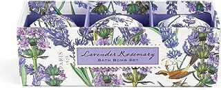 Michel Design Works Small Bath Bomb Set, Lavender Rosemary