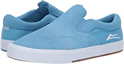 Light Blue Suede