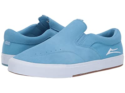 Lakai Owen VLK (Light Blue Suede) Men
