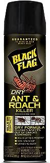 Black Flag Dry Ant and Roach Killer Aerosol, 9-Ounce